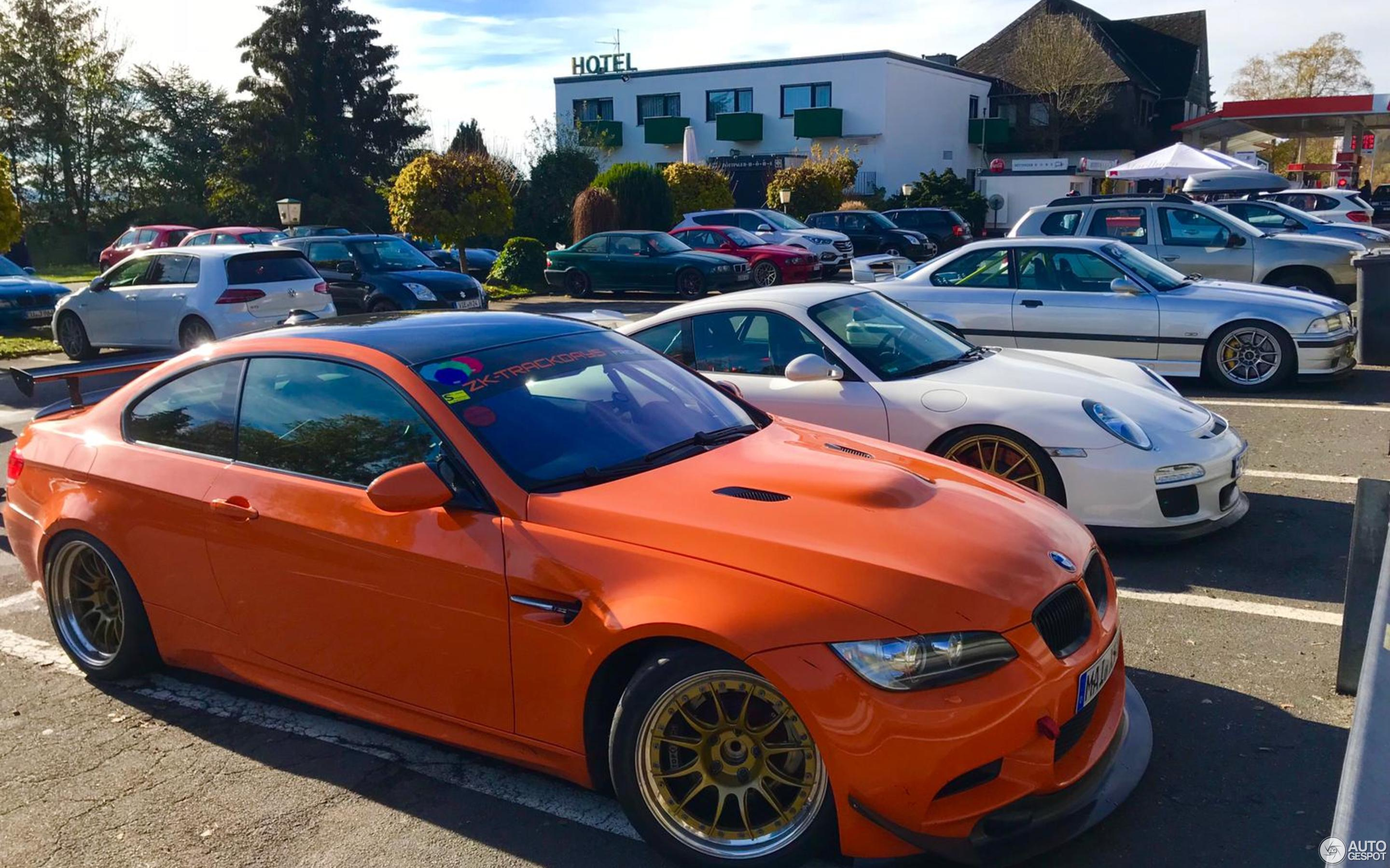 Bmw M3 Gts 3 November 2018 Autogespot