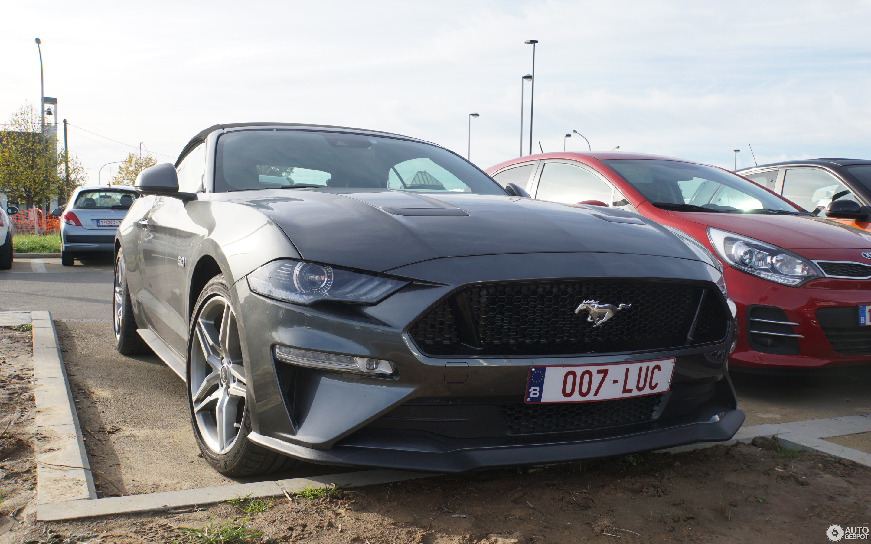 Ford Mustang GT Convertible 2018 3 November 2018 Autogespot