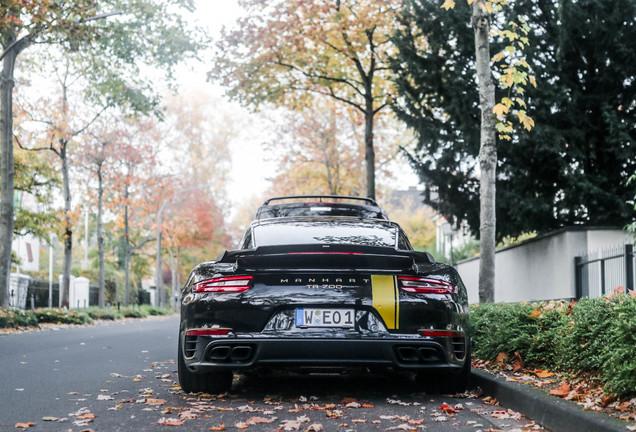 Porsche Manhart Performance 991 Turbo MkII