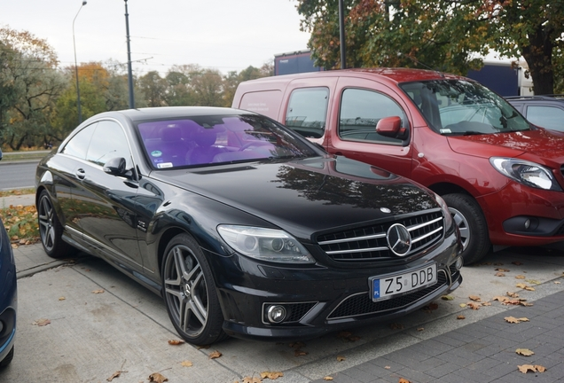 Mercedes-Benz CL 65 AMG C216