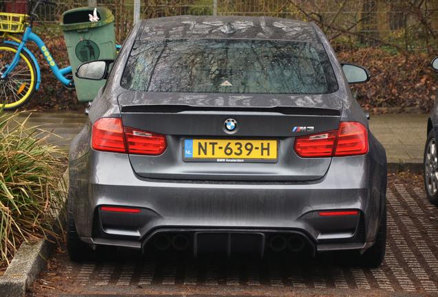 BMW Vörsteiner M3 F80 Sedan 2014