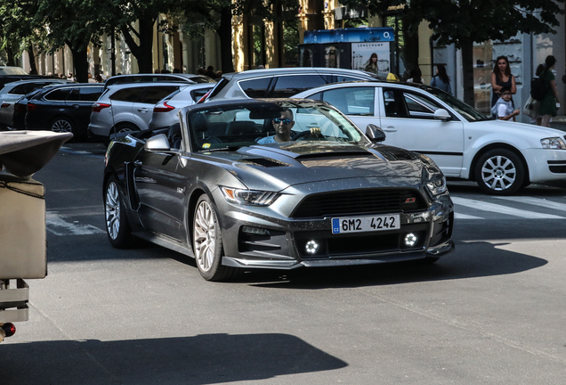 Ford Mustang Roush Stage 3 Convertible 2015