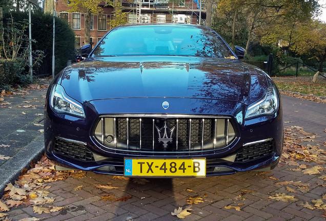 Maserati Quattroporte S Q4 GranLusso 2018