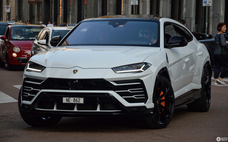 Lamborghini Urus 10 November 2018 Autogespot