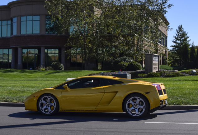 Lamborghini Gallardo Underground Racing