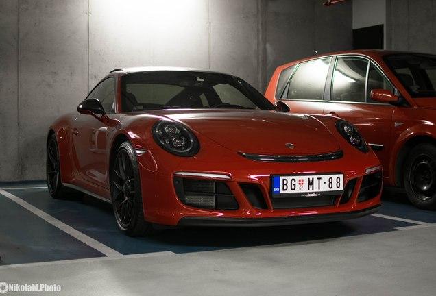 Porsche991 Carrera 4 GTS MkII