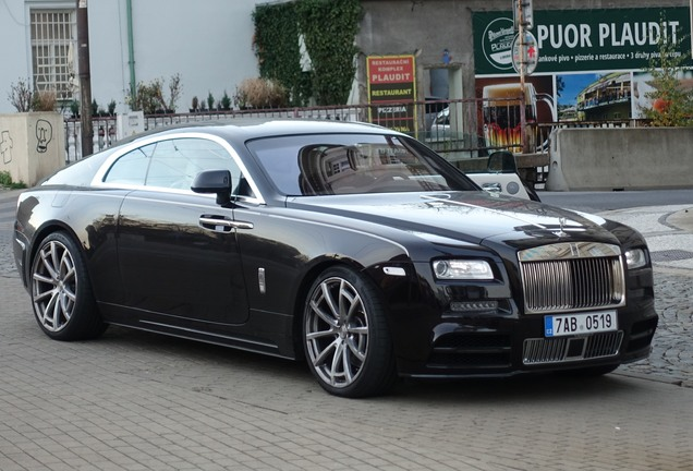 Rolls-RoyceMansory Wraith