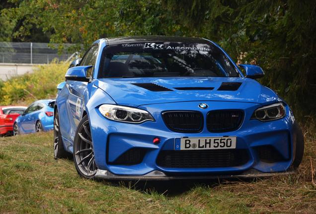BMW M2 Coupé F87 KK GT2