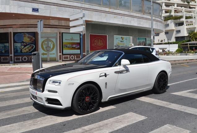 Rolls-RoyceMansory Dawn