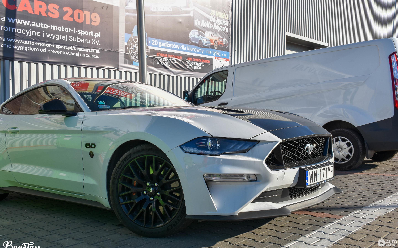 Ford Mustang GT 2018 17 November 2018 Autogespot