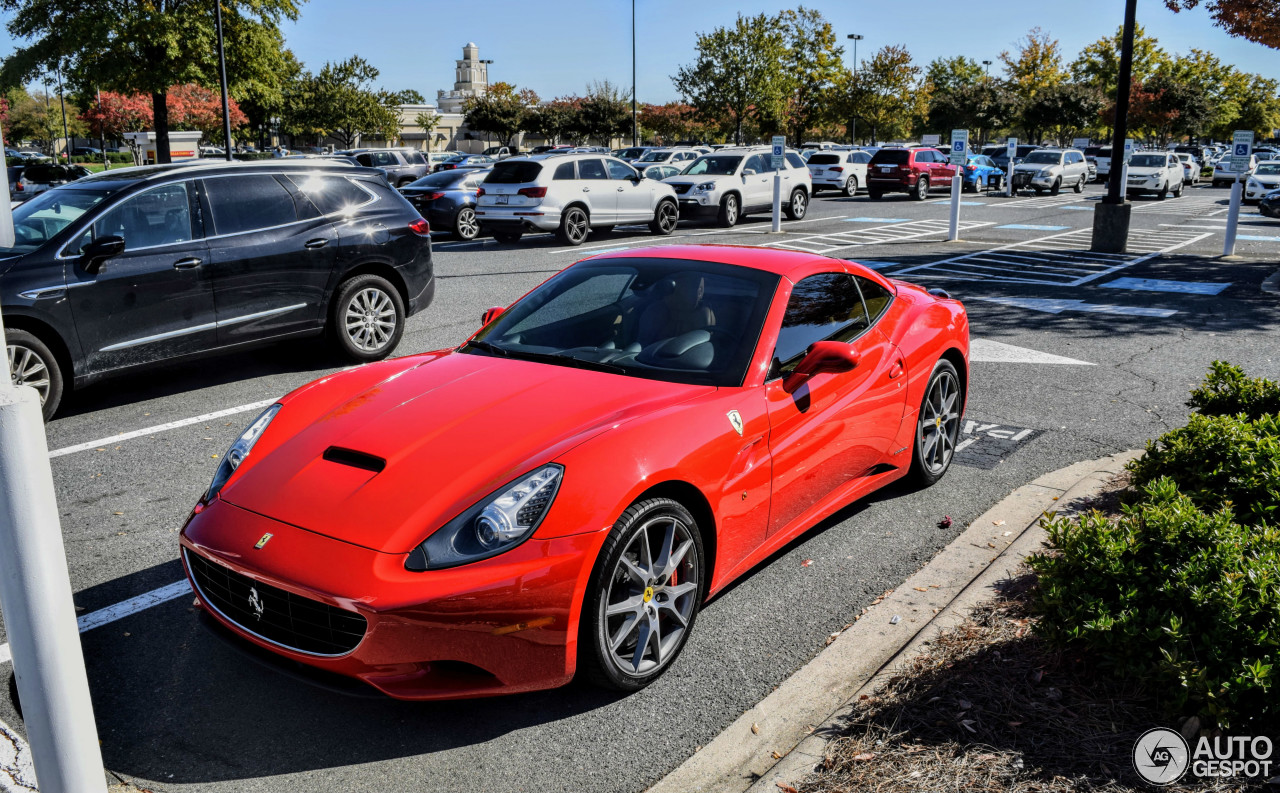 Ferrari California - 18 november 2018 - Autogespot