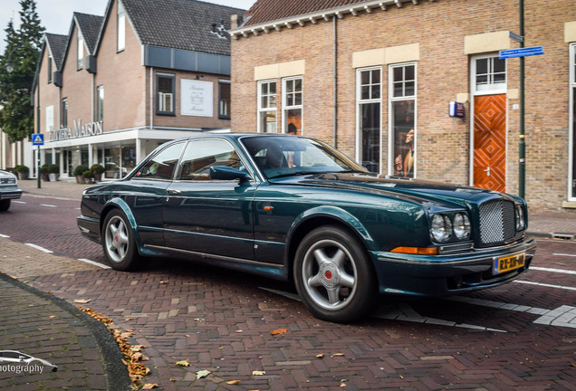 Bentley Continental T Mulliner Park Ward
