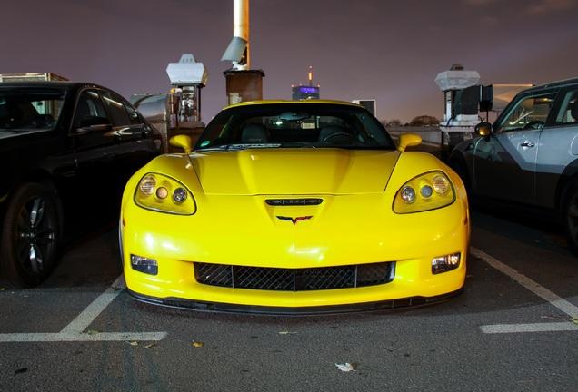 Chevrolet Corvette C6 Z06