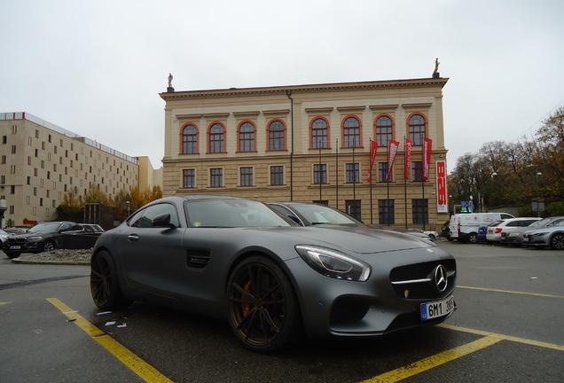 Mercedes-AMGBrabus GT S B40-600