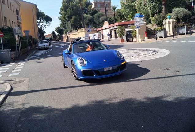 Porsche 991 Targa 4S MkII