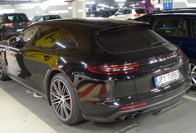 Porsche971 Panamera Turbo Sport Turismo