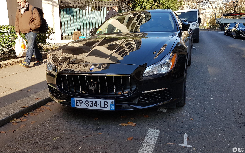 Maserati Quattroporte Diesel GranLusso