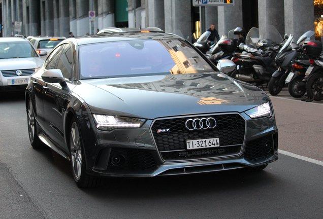 Audi ABT RS7 Sportback 2015