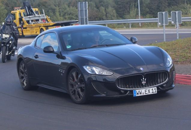 Maserati GranTurismo Sport