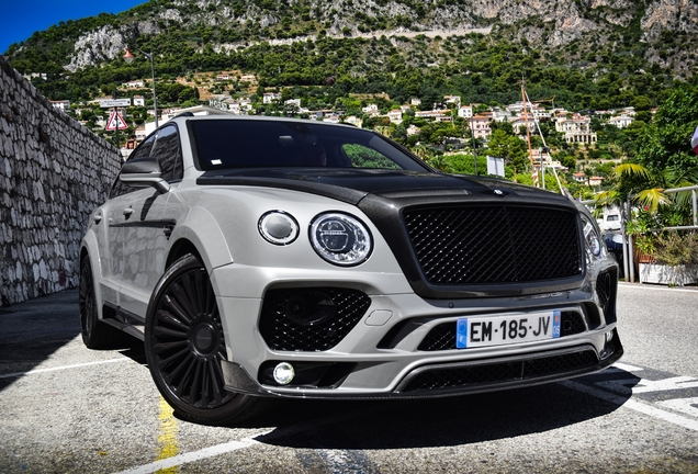 Bentley Mansory Bentayga