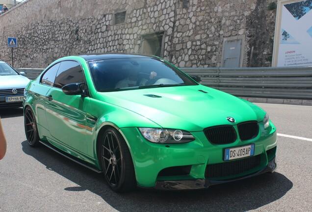 BMW M3 E92 Coupé Vorsteiner
