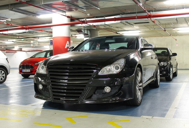 Mercedes-Benz ASMA Design CLS 55 AMG Shark II
