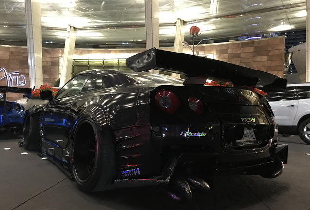 Nissan GT-R BenSopra