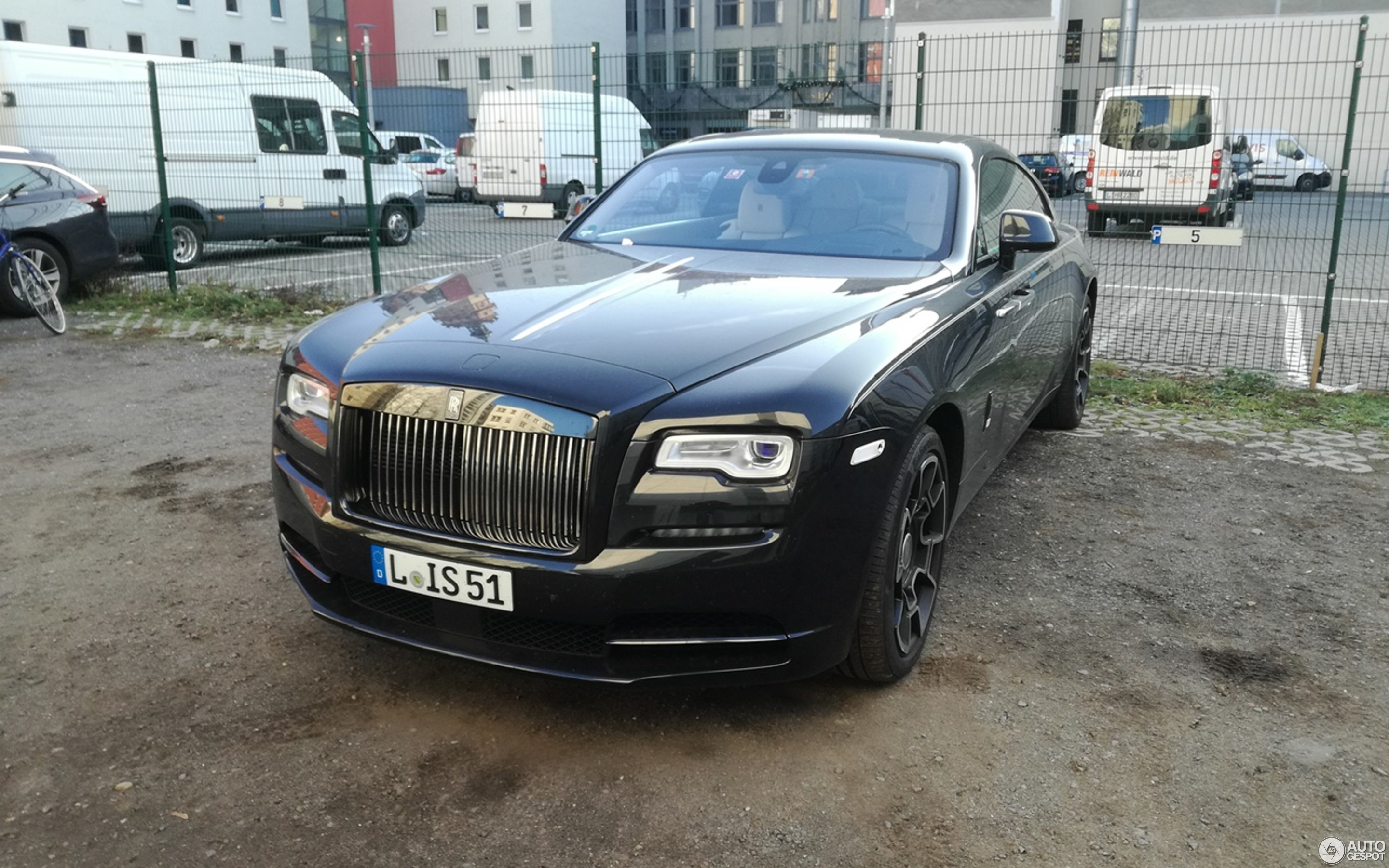 Rolls Royce Wraith Black Badge 28 November 2018 Autogespot