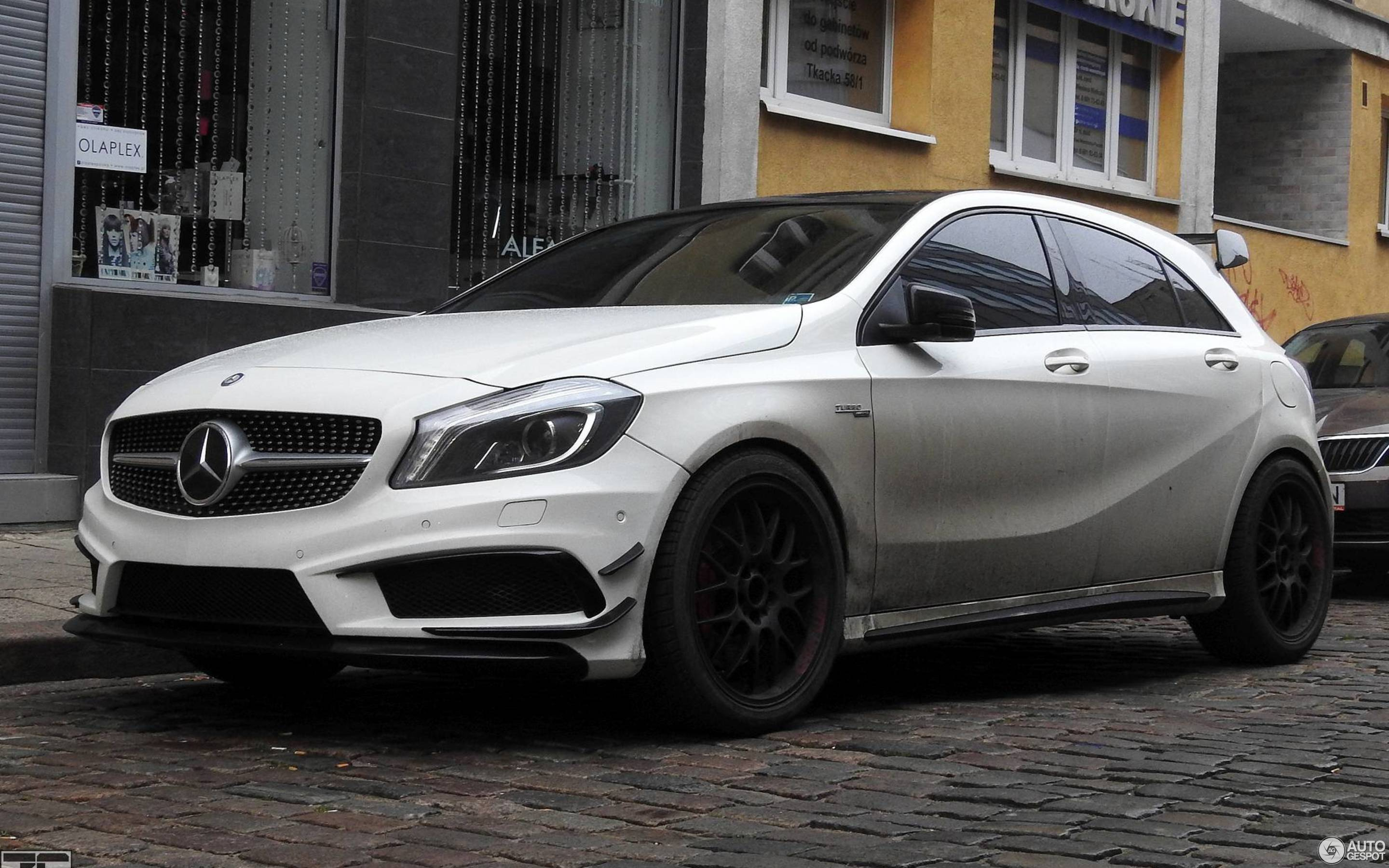 Mercedes Benz A 45 AMG 2 December 2018 Autogespot