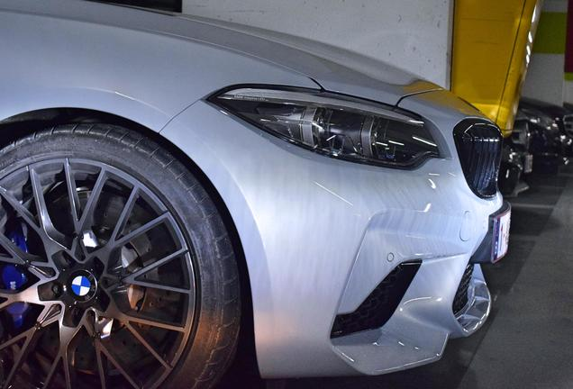 BMW M2 F87 Competition