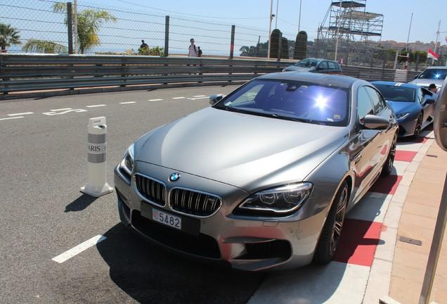 BMW M6 F06 Gran Coupé 2015
