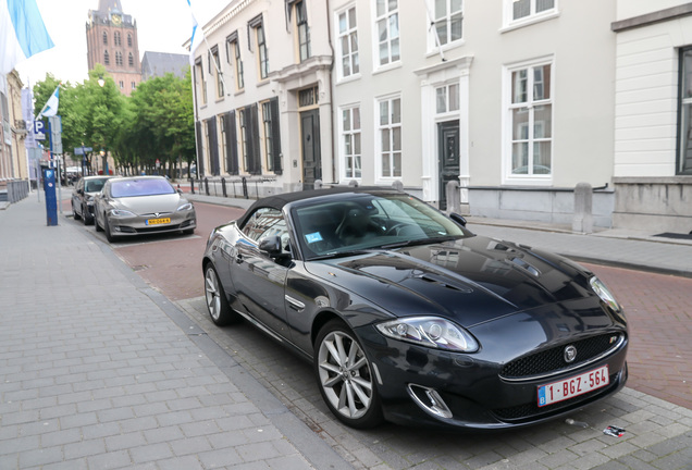 Jaguar XKR Convertible 2012