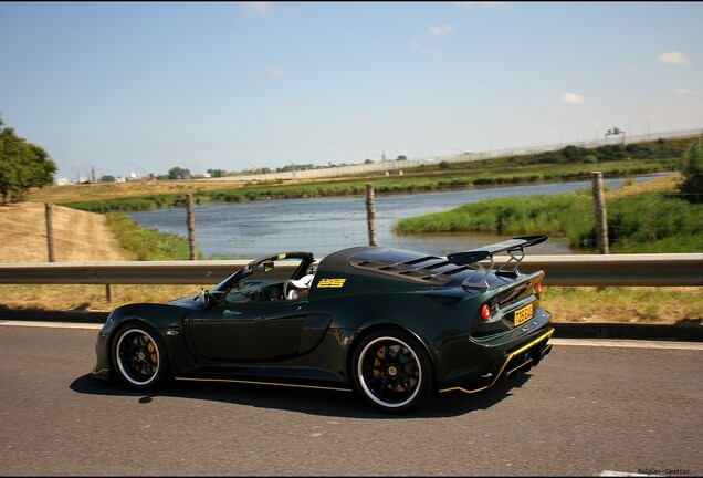 Lotus Exige 430 Cup Type 25