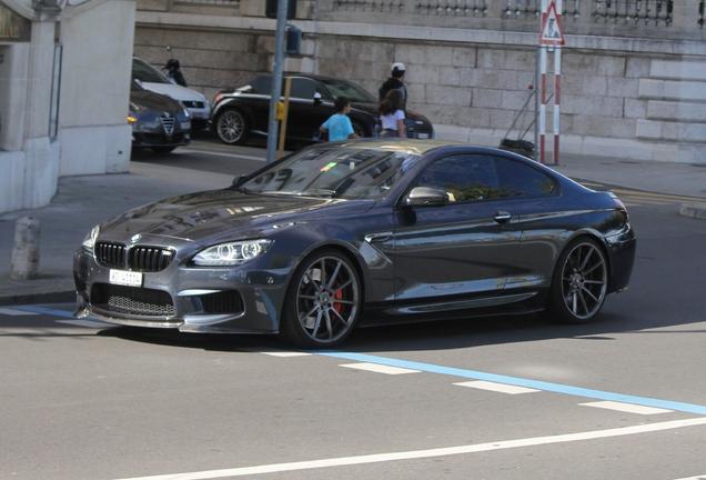 BMW Vorsteiner M6 F13