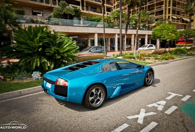 Lamborghini Murciélago 40th Anniversary Edition