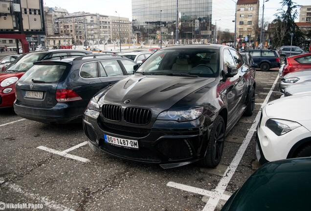 BMWMansory X6 M