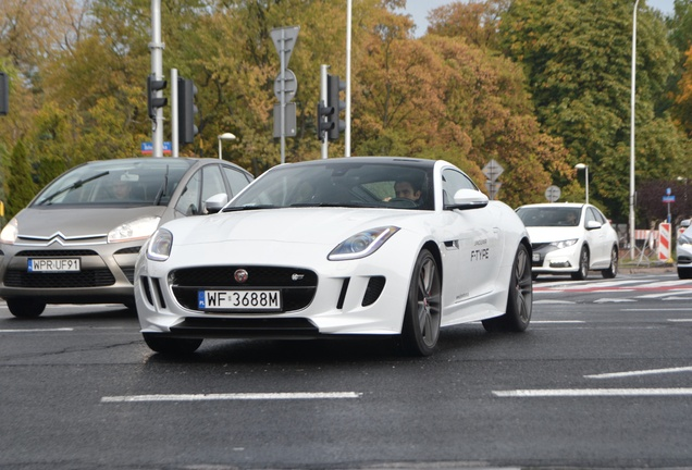 Jaguar F-TYPE S AWD Coupé British Design Edition