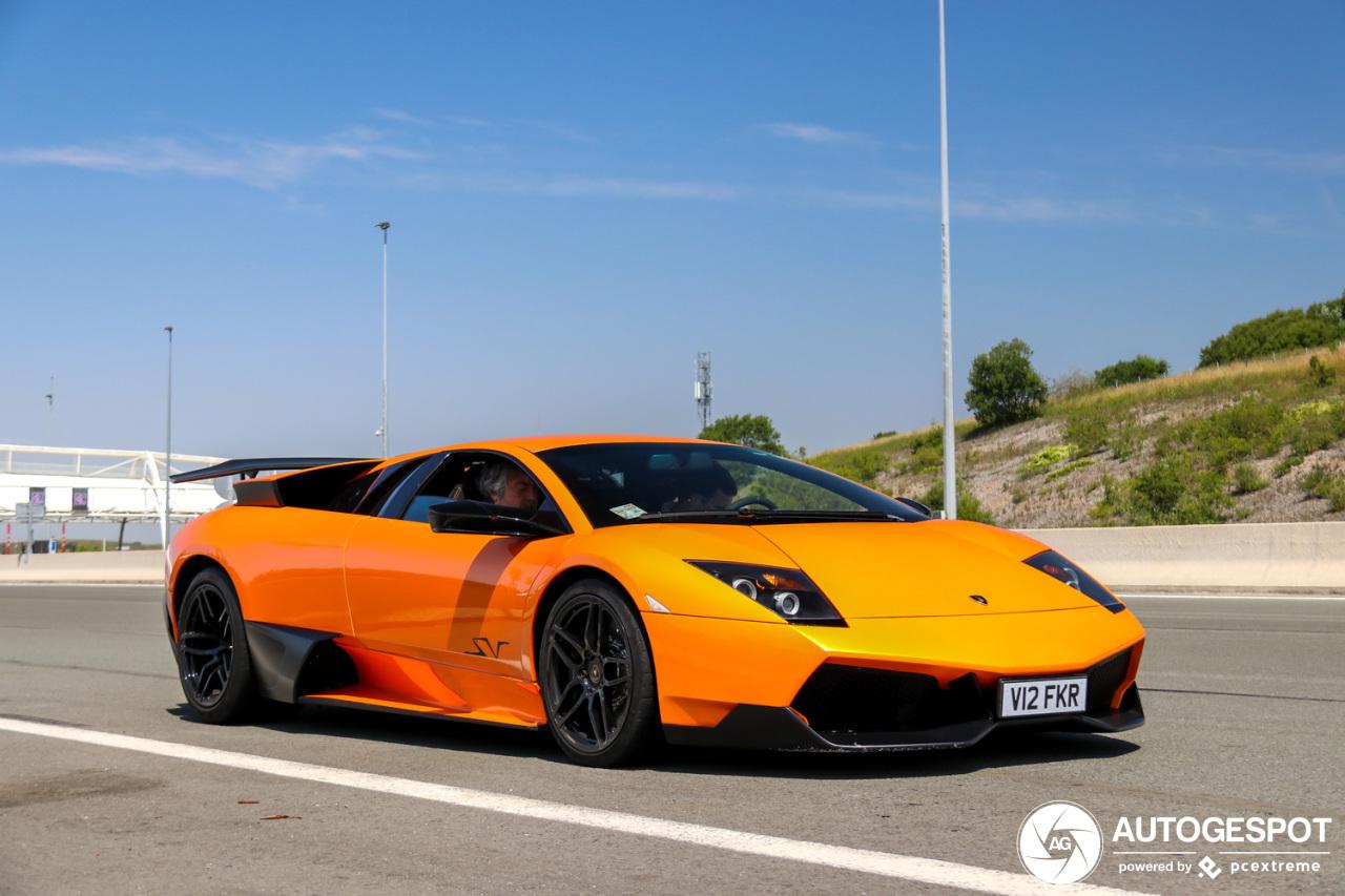 Lamborghini Murcielago Lp670 4 Superveloce 11 December 2018 Autogespot