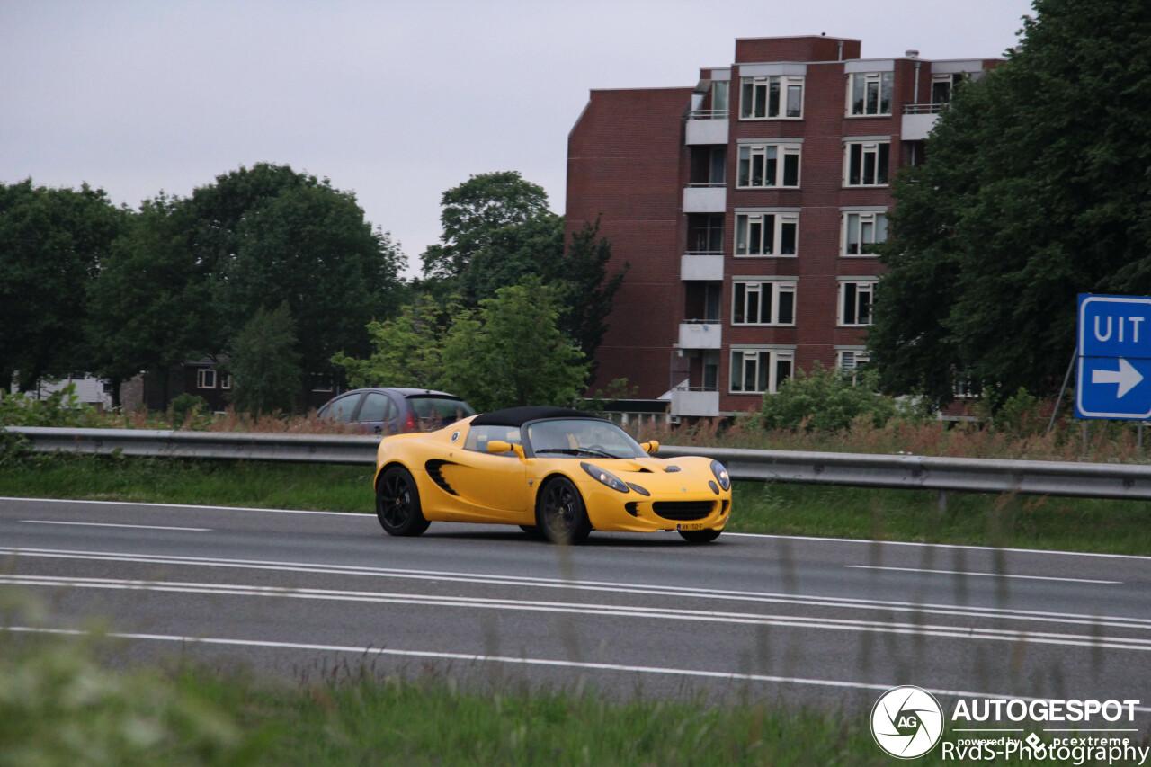 Lotus Elise S2 111R (Federal Elise)