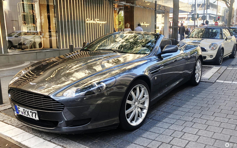 Aston Martin Db9 Volante 12 Dezember 2018 Autogespot