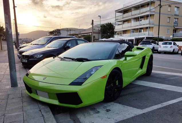 LamborghiniGallardo Spyder