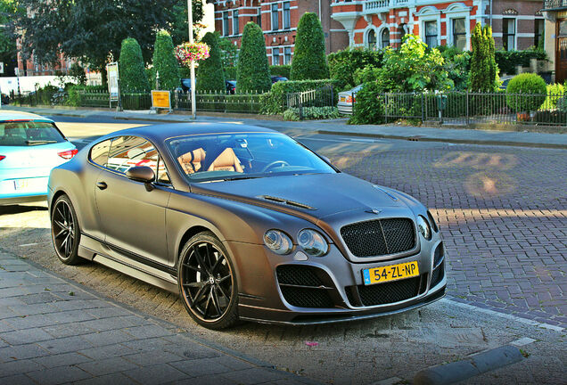 Bentley Continental GT by TC Concepts