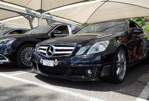 Mercedes-Benz Brabus E 6.1 Cabriolet A207
