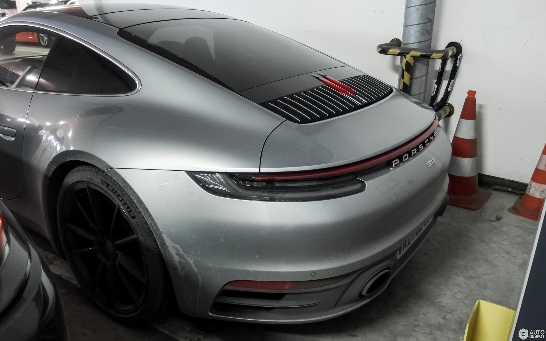 2012 BMW 750Li >> Porsche 992 Carrera S - 19 December 2018 - Autogespot
