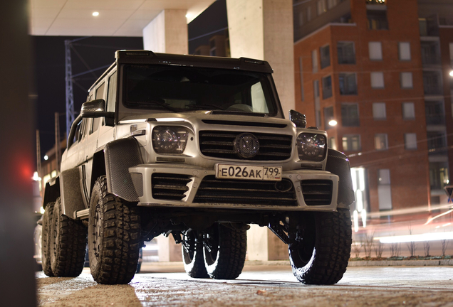 Mercedes-Benz Mansory Gronos G 65 AMG 6x6