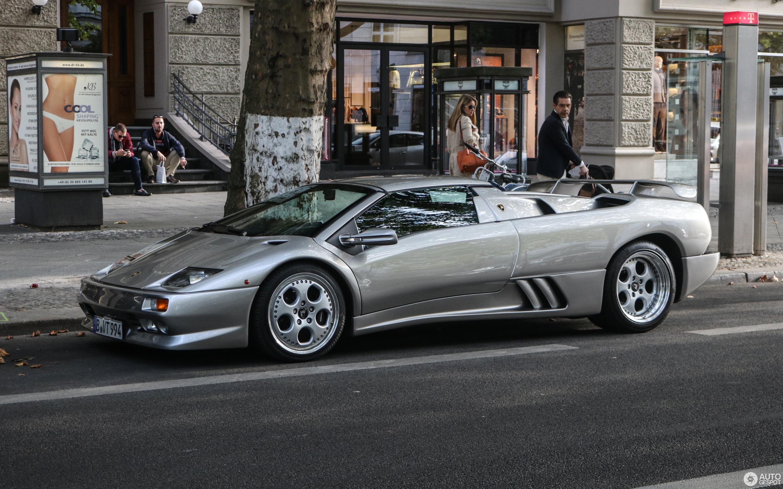 Lamborghini Diablo Vt Roadster 21 December 2018 Autogespot