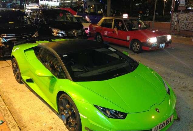 Lamborghini Huracán LP610-4 DMC Affari