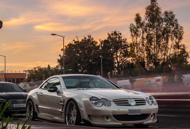Mercedes-Benz FAB Design SL 600