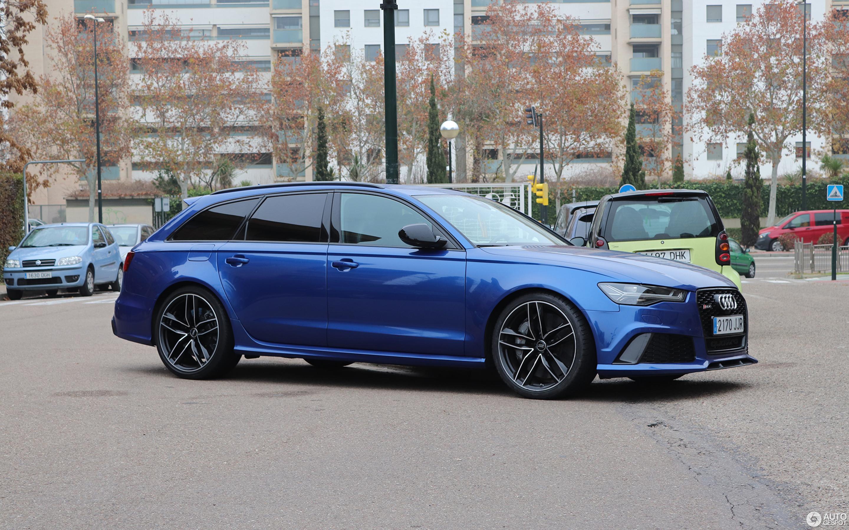 Kelebihan Audi Rs6 Avant 2018 Spesifikasi