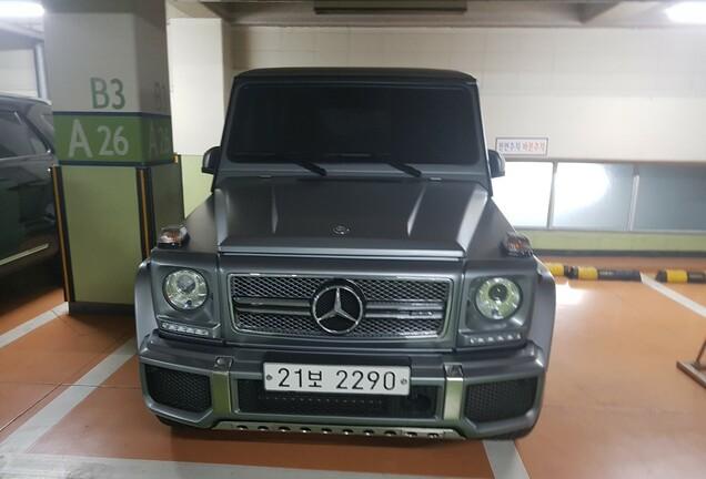 Mercedes-AMG G 65 2016 Edition 463